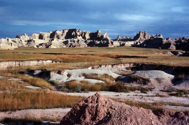 Foto do Badlands National Park B10.