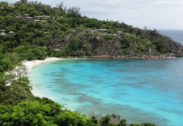 Foto de Petite Anse, Mahe, Seychelles.