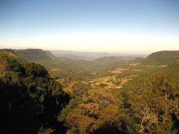 Foto de Belvedere em Canela, Brasil.
