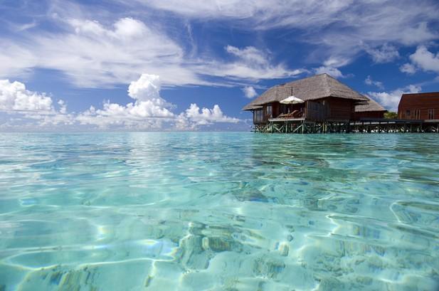 Conrad maldives rangali island experimente um jantar for Hotel conrad maldivas islas rangali