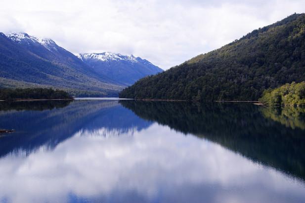 Camino de siete lagos