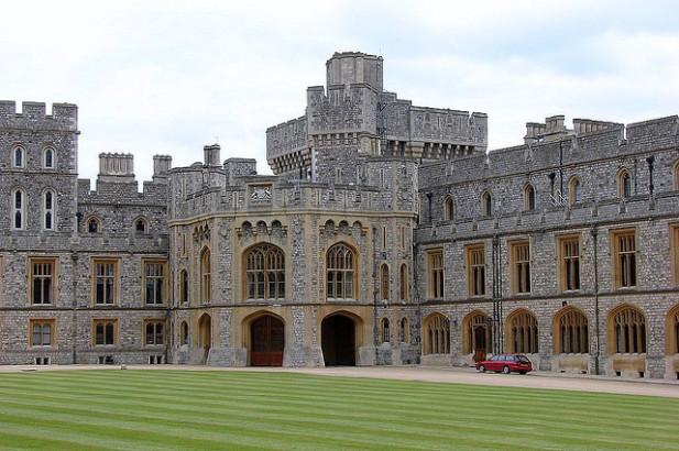Castelo de Windsor, Berkshire
