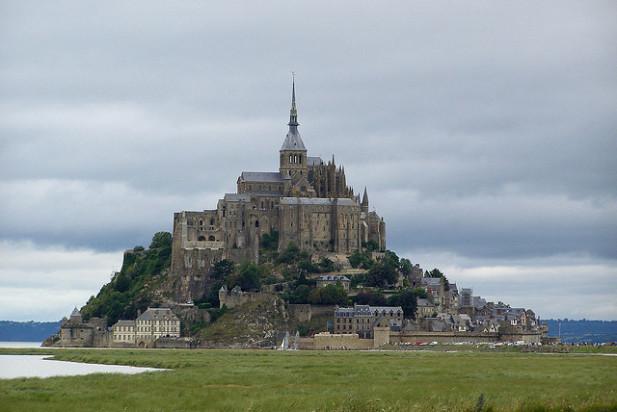 Monte Saint Michel, Manche