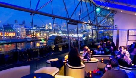 OXO Tower Bar – Londres, Inglaterra