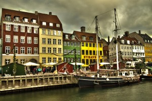 Copenhaga (flickr.com/mattphipps)