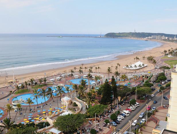 Praia de Durban