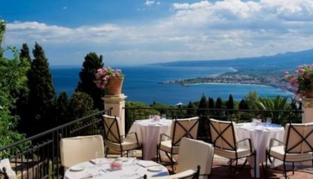 Literary Terrace – Messina, Itália