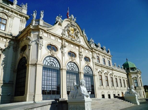 Palacio-Oberes-Belvedere-Viena