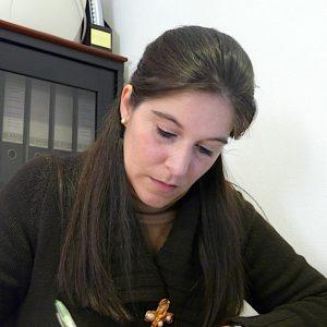 Sandro Costa Saldanha, directora do Secretariado Nacional para os Bens Culturais da Igreja