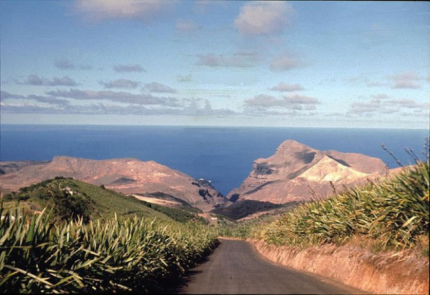 St Helena united kingdom
