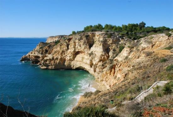 paradise-beach-carvoeiro