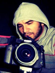 O fotógrafo Nuno Madeira
