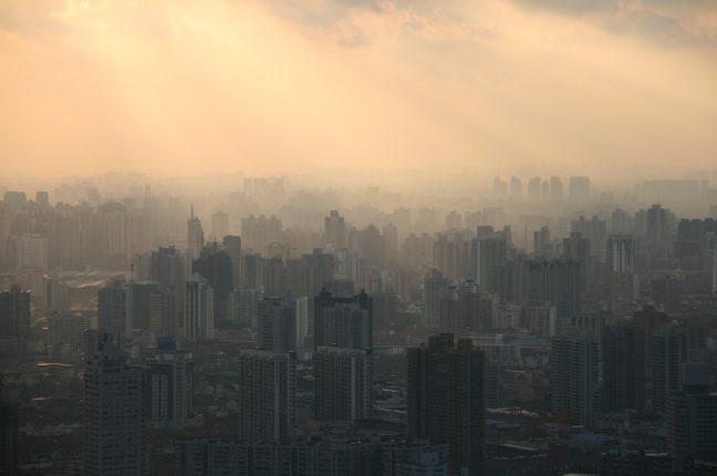 Suba às alturas no Flair, no Ritz-Carlton de Xangai