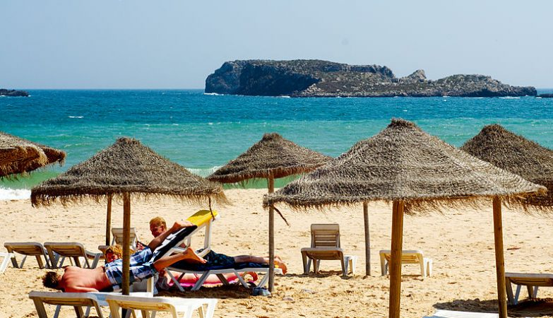 Praia de Sagres, Algarve