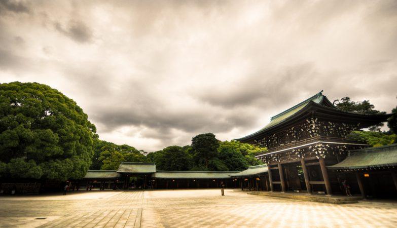 Relaxe num passeio silencioso no Meiji Jingu, em Tóquio